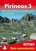 Pirineos 3 (Rother Guía excursionista) von Büdeler, Roger