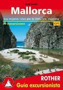Mallorca (Rother Guía excursionista) von Goetz, Rolf