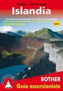Islandia (Rother Guía excursionista) von Handl, Gabriele
