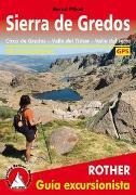 Sierra de Gredos (Rother Guía excursionista) von Plikat, Bernd