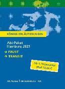 Cover-Bild zu Goethe, Johann Wolfgang von: Abitur Deutsch Hamburg 2021 - Königs Erläuterungen-Paket