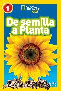 Cover-Bild zu National Geographic Readers: De Semilla a Planta (L1) von Rattini, Kristin Baird