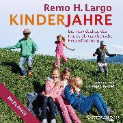 Cover-Bild zu Kinderjahre von Largo, Remo H.