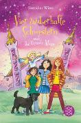 Cover-Bild zu Vier zauberhafte Schwestern und die fremde Magie von Winn, Sheridan