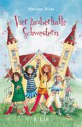 Cover-Bild zu Vier zauberhafte Schwestern von Winn, Sheridan