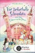 Cover-Bild zu Vier zauberhafte Schwestern und das Geheimnis der Türme (eBook) von Winn, Sheridan