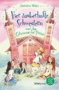 Cover-Bild zu Vier zauberhafte Schwestern und das Geheimnis der Türme von Winn, Sheridan