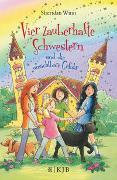 Cover-Bild zu Vier zauberhafte Schwestern und die unsichtbare Gefahr von Winn, Sheridan