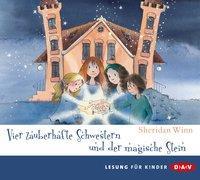 Cover-Bild zu Vier zauberhafte Schwestern und der magische Stein (2 CDs) von Winn, Sheridan