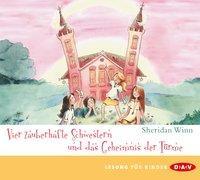 Cover-Bild zu Vier zauberhafte Schwestern und das Geheimnis der Türme (2 CDs) von Winn, Sheridan