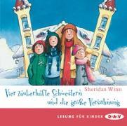 Cover-Bild zu Vier zauberhafte Schwestern und die große Versöhnung (2 CDs) von Winn, Sheridan