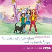 Cover-Bild zu Vier zauberhafte Schwestern und die fremde Magie (2 CDs) von Winn, Sheridan