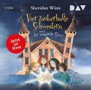Cover-Bild zu Vier zauberhafte Schwestern und der magische Stein (Sonderausgabe zum Film) von Winn, Sheridan