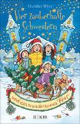 Cover-Bild zu Vier zauberhafte Schwestern und ein wundersames Fest von Winn, Sheridan