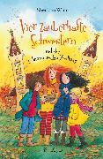 Cover-Bild zu Vier zauberhafte Schwestern und die geheimnisvollen Zwillinge (eBook) von Winn, Sheridan