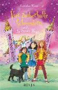 Cover-Bild zu Vier zauberhafte Schwestern und die fremde Magie (eBook) von Winn, Sheridan