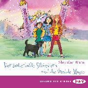 Cover-Bild zu Vier zauberhafte Schwestern und die fremde Magie (Audio Download) von Winn, Sheridan