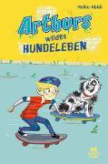 Cover-Bild zu Abidi, Heike: Arthurs wildes Hundeleben