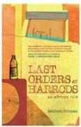 Cover-Bild zu Holman, Michael: Last Orders at Harrods (eBook)