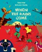 Cover-Bild zu Pow, Tom: When the Rains Come (eBook)