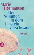 Cover-Bild zu Hermanson, Marie: Der Sommer, in dem Einstein verschwand