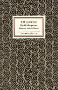 Cover-Bild zu Dostojewski, Fjodor Michailowitsch: Der Großinquisitor
