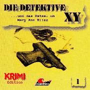 Cover-Bild zu Die Detektive XY, Folge 1: ...und das Rätsel um Mary Ann Bliss (Audio Download) von Herwald, Hans-Joachim