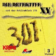 Cover-Bild zu Die Detektive XY, Folge 3: ...und das Schließfach 301 (Audio Download) von Herwald, Hans-Joachim