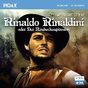 Cover-Bild zu Rinaldo Rinaldini oder Der Räuberhauptmann (Audio Download) von Valpius, Christian August