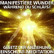 Cover-Bild zu Manifestiere Wunder, während du schläfst (Audio Download) von Kempermann, Raphael