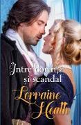 Cover-Bild zu Intre dorinta si scandal (eBook) von Heath, Lorraine