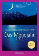 Das Mondjahr 2022 von Paungger, Johanna