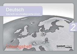 Cover-Bild zu Deutsch 2 (DaZ) (Lösungsheft) von Wachendorf, Anja