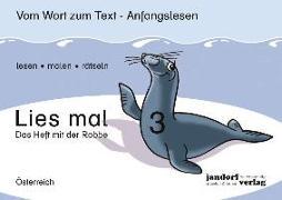 Cover-Bild zu Lies mal! Heft 3 (Österreich) von Wachendorf, Peter