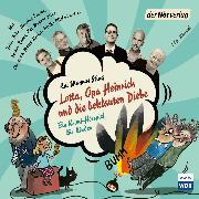 Cover-Bild zu Lotta, Opa Heinrich und die beklauten Diebe (Audio Download) von Sting, Kai Magnus