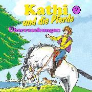 Cover-Bild zu Kathi und die Pferde, Folge 2: Überraschungen (Audio Download) von Berger, Mik