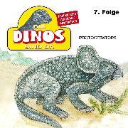 Cover-Bild zu Die Dinos sind da, Folge 7: Protoceratops (Audio Download) von Fohrmann, Petra