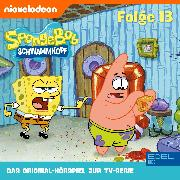 Cover-Bild zu Folge 13 (Das Original-Hörspiel zur TV-Serie) (Audio Download) von Betz, Mike