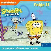 Cover-Bild zu Folge 11 (Das Original-Hörspiel zur TV-Serie) (Audio Download) von Betz, Mike