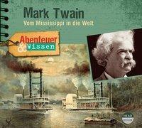 Cover-Bild zu Pfitzner, Sandra: Abenteuer & Wissen: Mark Twain