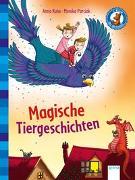 Cover-Bild zu Magische Tiergeschichten von Ruhe, Anna