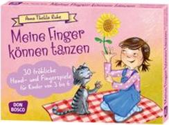 Cover-Bild zu Meine Finger können tanzen von Ruhe, Anna Thekla