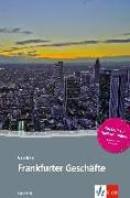 Cover-Bild zu Frankfurter Geschäfte von Baier, Gabi
