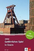 Cover-Bild zu Gefährliches Spiel in Essen (eBook) von Baier, Gabi