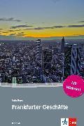 Cover-Bild zu Frankfurter Geschäfte (eBook) von Baier, Gabi