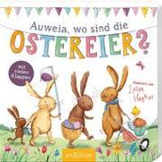 Cover-Bild zu Mumford, Martha: Auweia, wo sind die Ostereier?