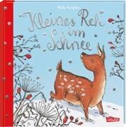 Cover-Bild zu Surplice, Holly (Illustr.): Kleines Reh im Schnee