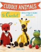 Cover-Bild zu Forthmann, Lucia: Cuddly Animals to Crochet