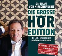 Die große Hör-Edition von Hirschhausen, Eckart von