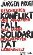 Cover-Bild zu Konfliktfall Solidarität (eBook) von Prott, Jürgen